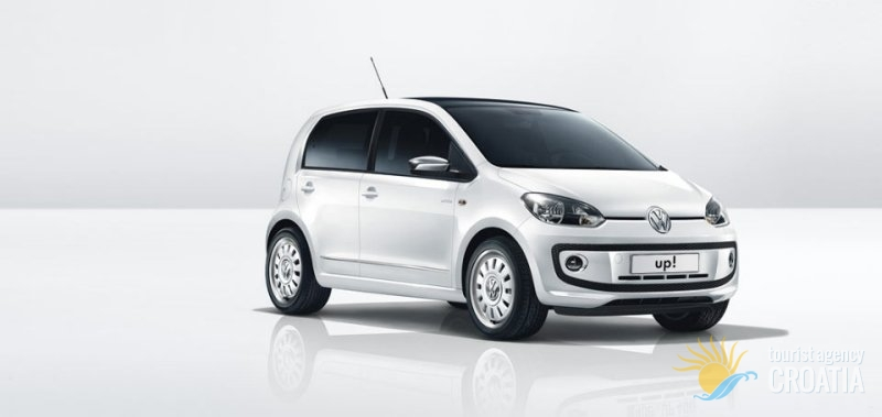 volkswagen up 1 0 move up rent a car. Black Bedroom Furniture Sets. Home Design Ideas