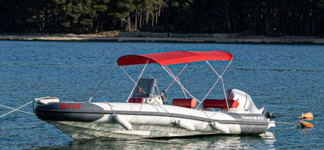 RENT-A BOAT CRES-MARLIN 630-DYNAMIC