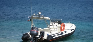 INFLATABLE BOAT ZAR 57